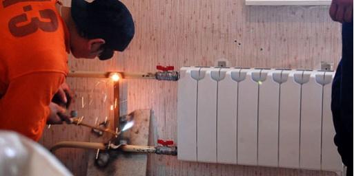 Стоимость установки радиатора отопления в краснодаре